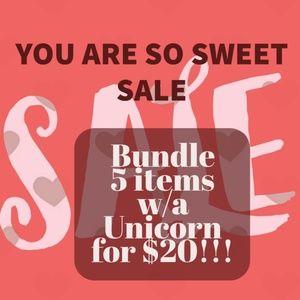 🦄 Bundle and Save!!!